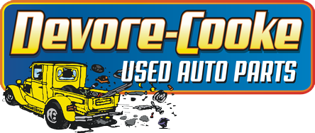 Devore-Cooke Used Auto Parts Fayetteville Logo