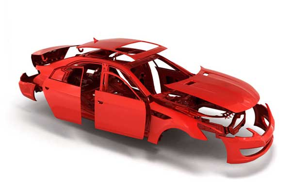 Used Auto Body Parts for Sale NC