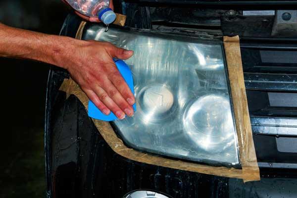 Local Auto Headlight Repair Reconditioning in NC
