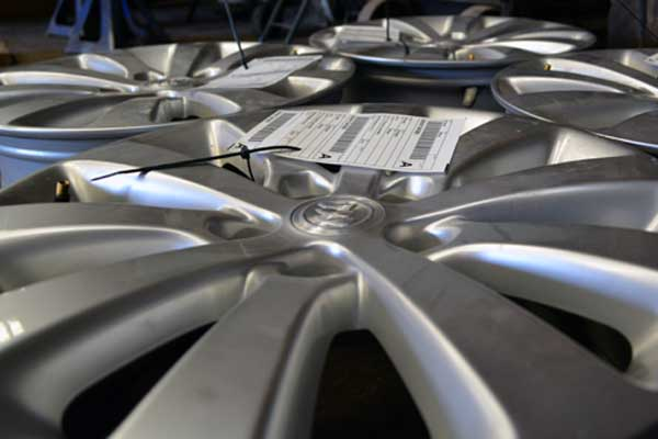 Recycled OEM Auto Wheels for Sale NC